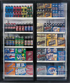 beer beverage cooler